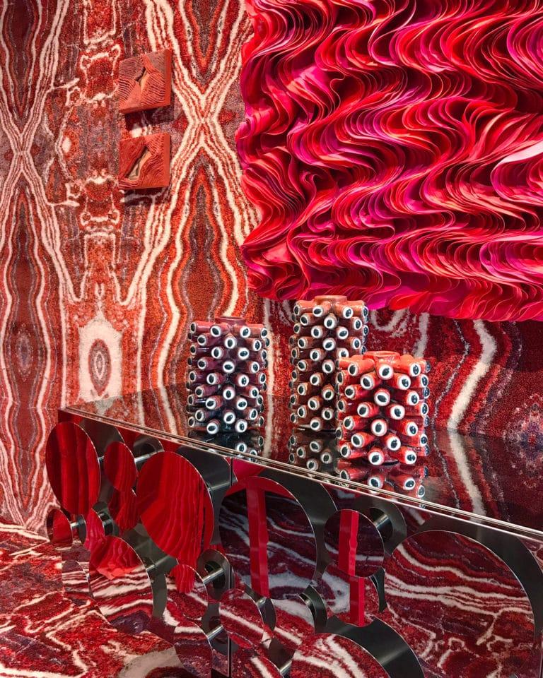 Paris Design Week, AD Intérieurs 2017, Maurizio Galante et Tal Lancman, La chambre surréaliste