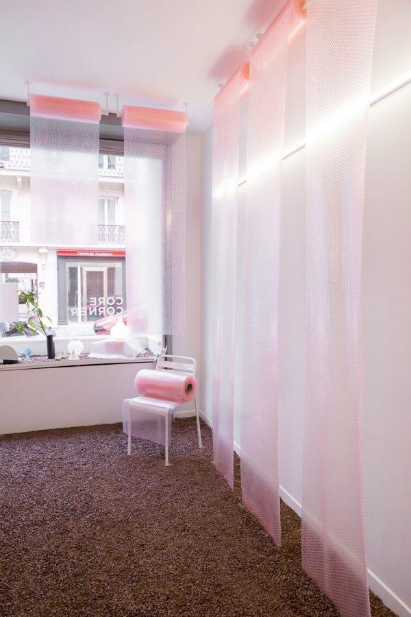 Say hi to_, Corea Corner, Paris Design Week 2017, Ubalt Architects