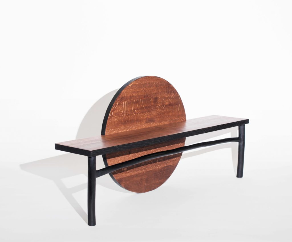 Paris Design Week, Now! Le off, Frédéric Pellenq, Lodge collection, Dale