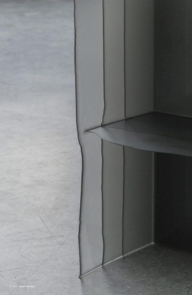 Paris Design Week, Now! Le off, Julien Manaira, Le Once Liquid Plastic