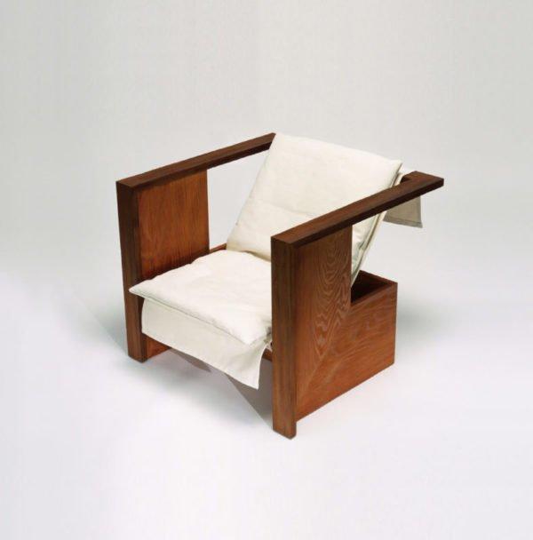 Paris Design Week, Triode Goes West, Rudolf Schindler, Sling Chair