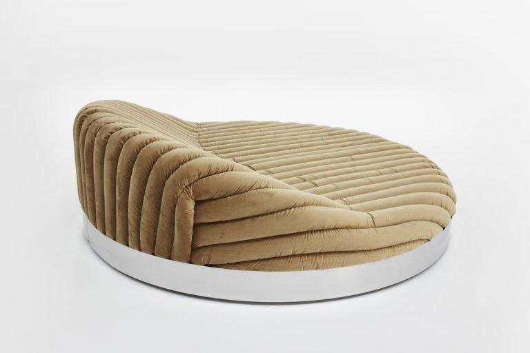 Conversation Pit daybed, design Jonas Van Put, photos Alexander Popelier