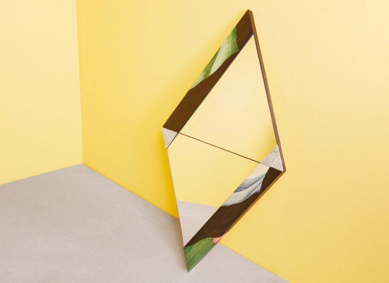 Design, Vera Panichewskaja, Hidden Pyramids Mirror