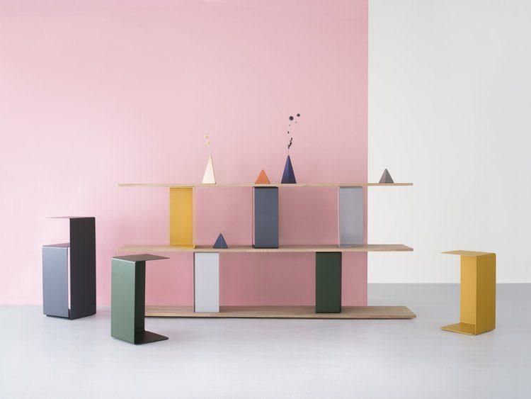 Design, Ryota Yokoseki, Fold series shelving