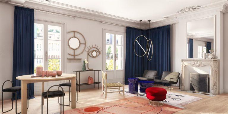 A l'occasion du salon Maison&Objet 2018, The Full Room et Huskdesignblog ont collaboré afin de mettre en avant des produits exposés sur le salon sur le thème du Luxe Primitif.