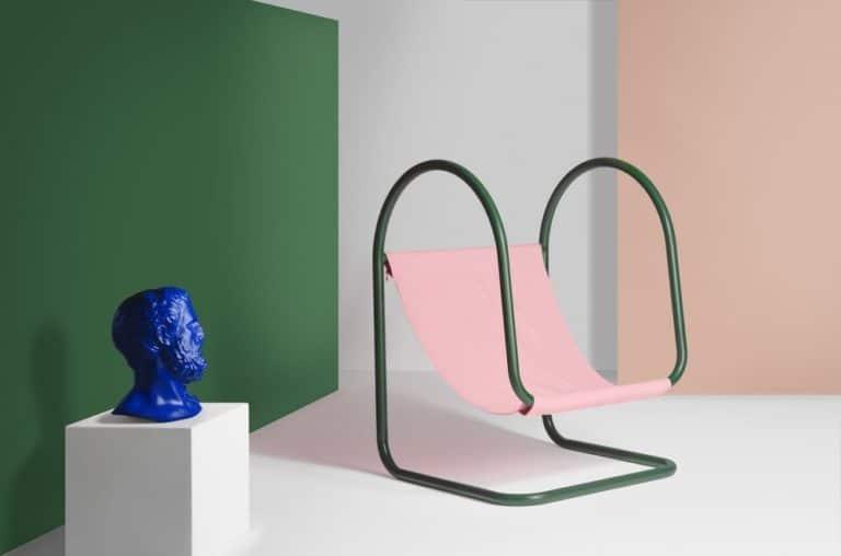 Un nouveau genre de mobilier d'extérieur afin de se prélasser près de la piscine l'été, design par Nova Obiecta.