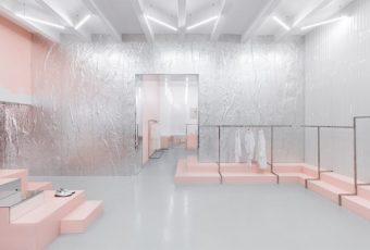 RETAIL: Blushhh!, Secret Shop minimaliste