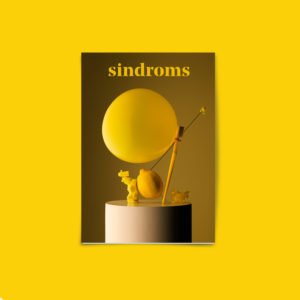 Sindroms Magazine Yellow Edition, Kickstarter page