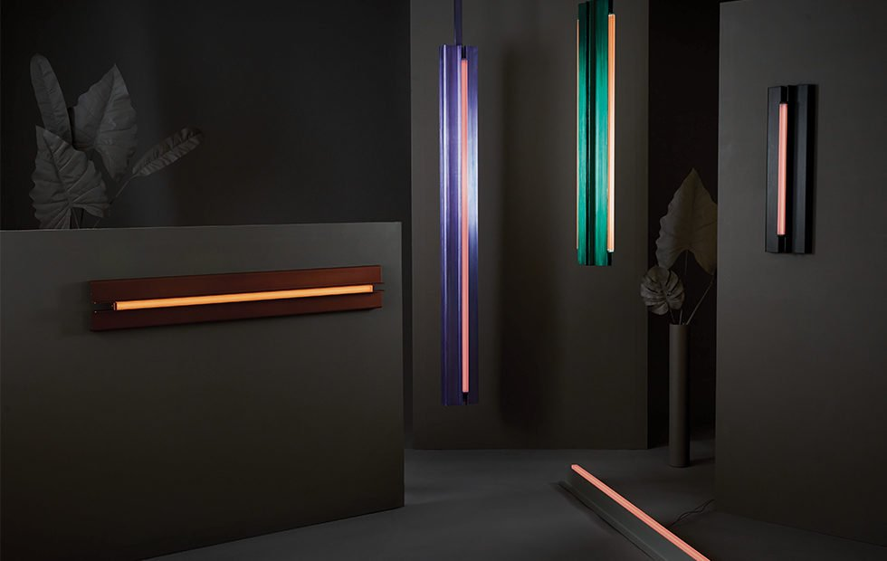 DESIGN: Beam and Glow, the latest lighting collection of PELLE