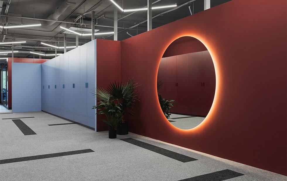 ARCHITECTURE D'INTÉRIEUR: PandaDoc, le nouveau projet de Studio11