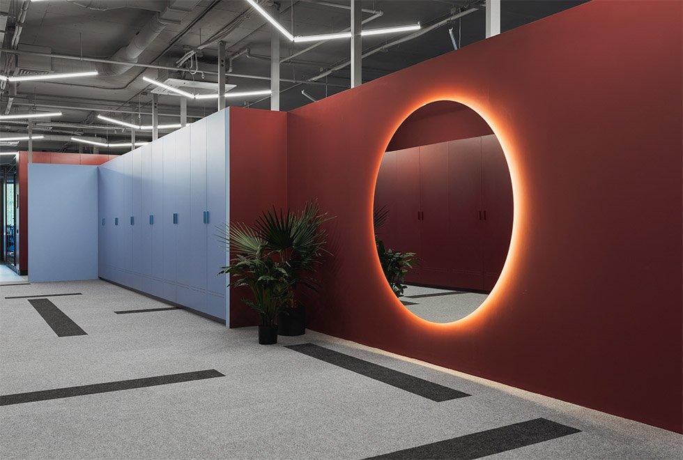 ARCHITECTURE D'INTERIEUR: PandaDoc, le nouveau projet de Studio11