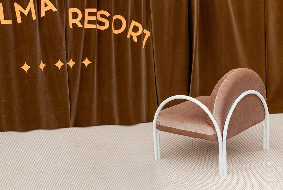 Resort Collection: Palma de Alma fait revivre les années 90