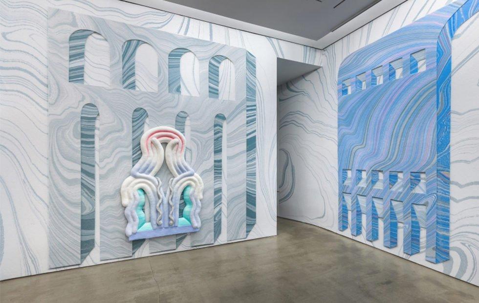 Windows and Walls, l'incroyable exposition de Lauren Clay