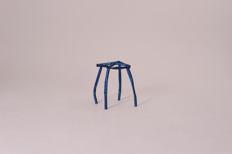 A conceptual design furniture series by Korean designer Jinyeong Yeon.