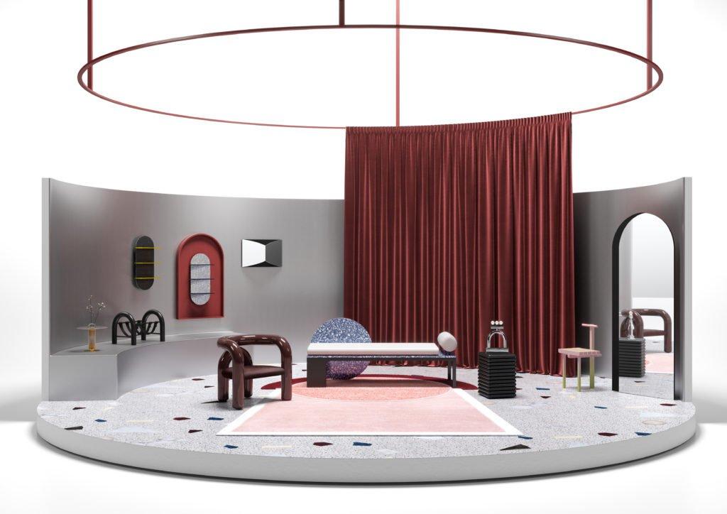 Collectible Design gallery, Paris.