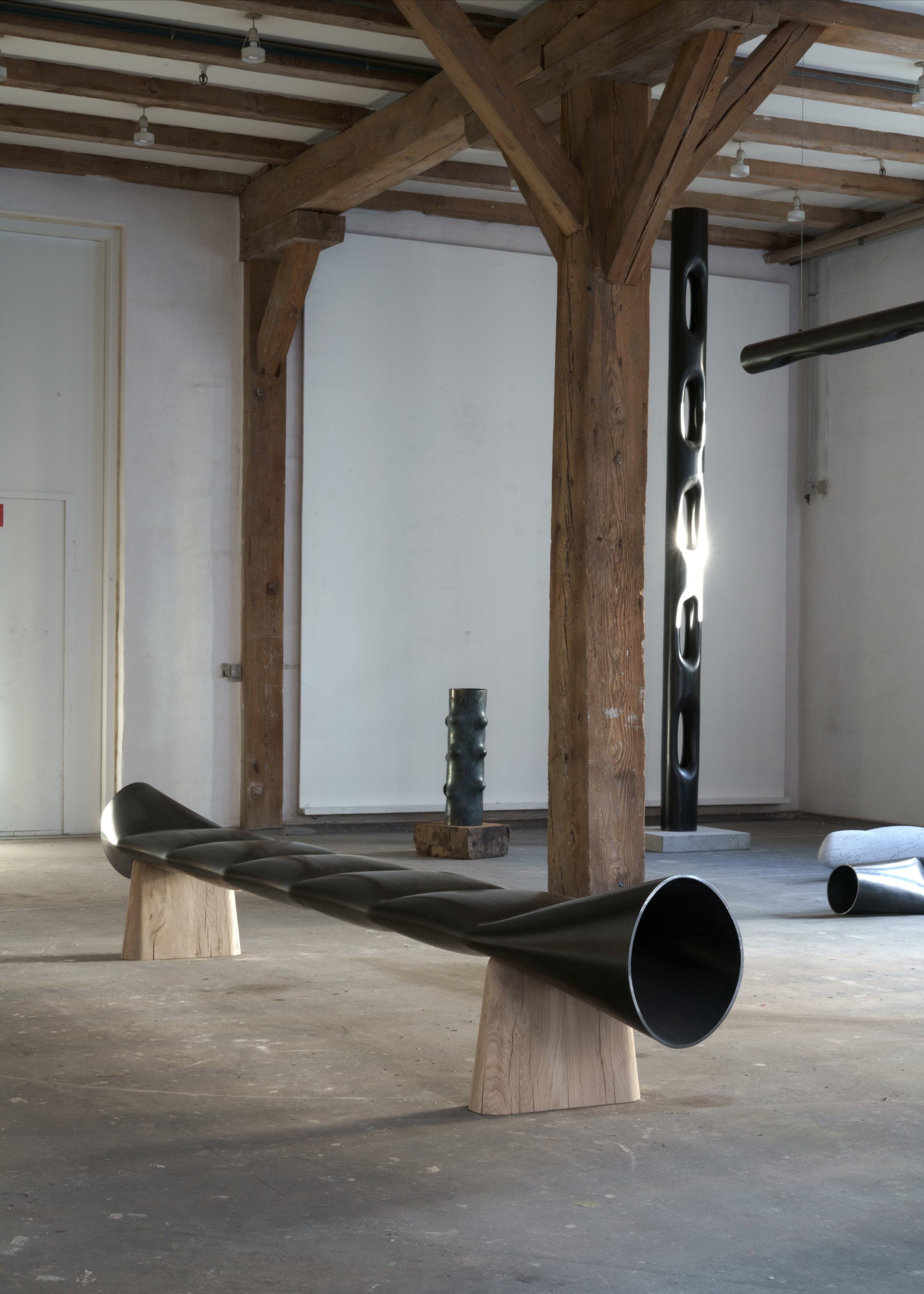 Danish designer and metalworker Jakob Joergensen's Totem