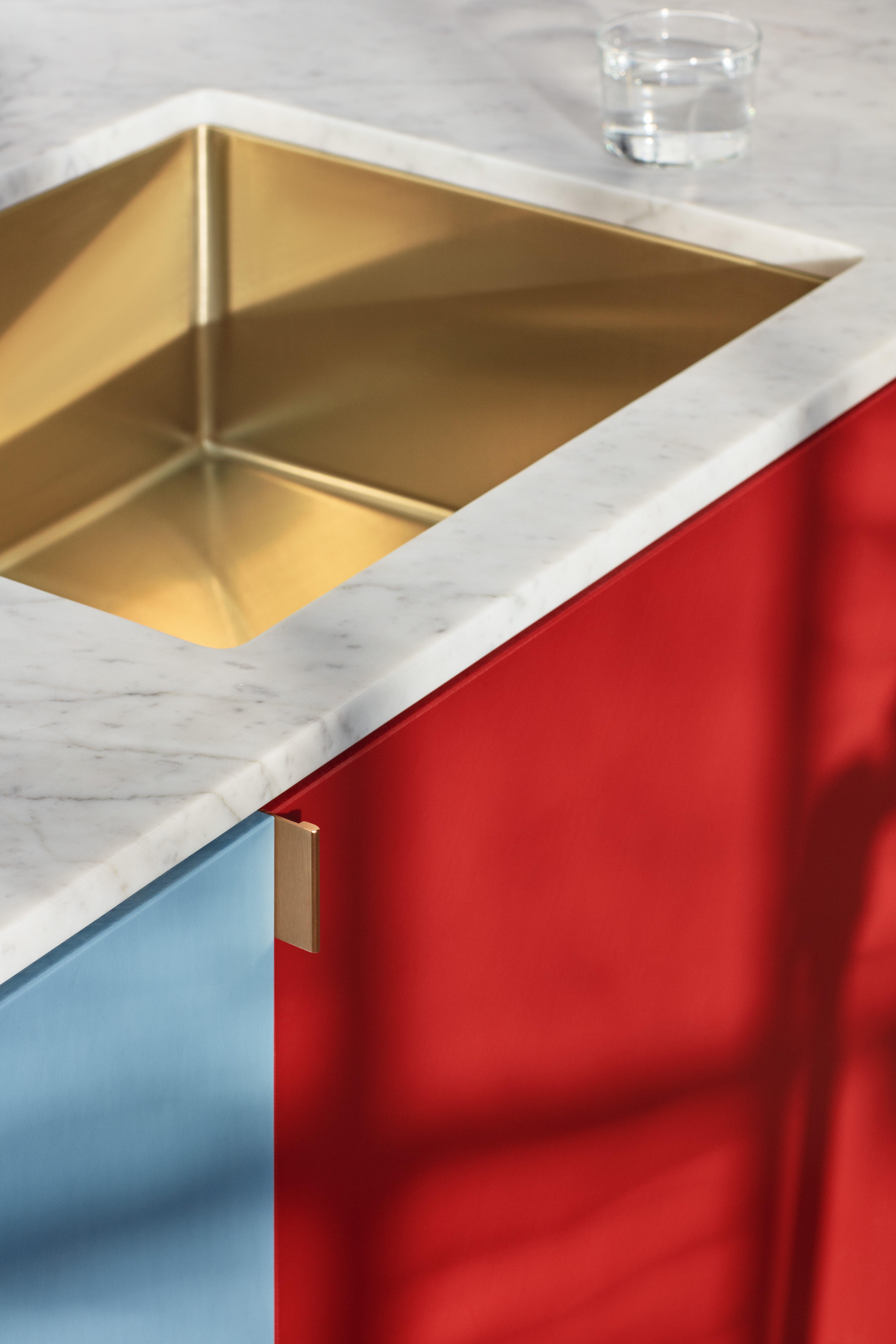 Reform colorful kitchen cabinets by Müller van Severen for Reform.