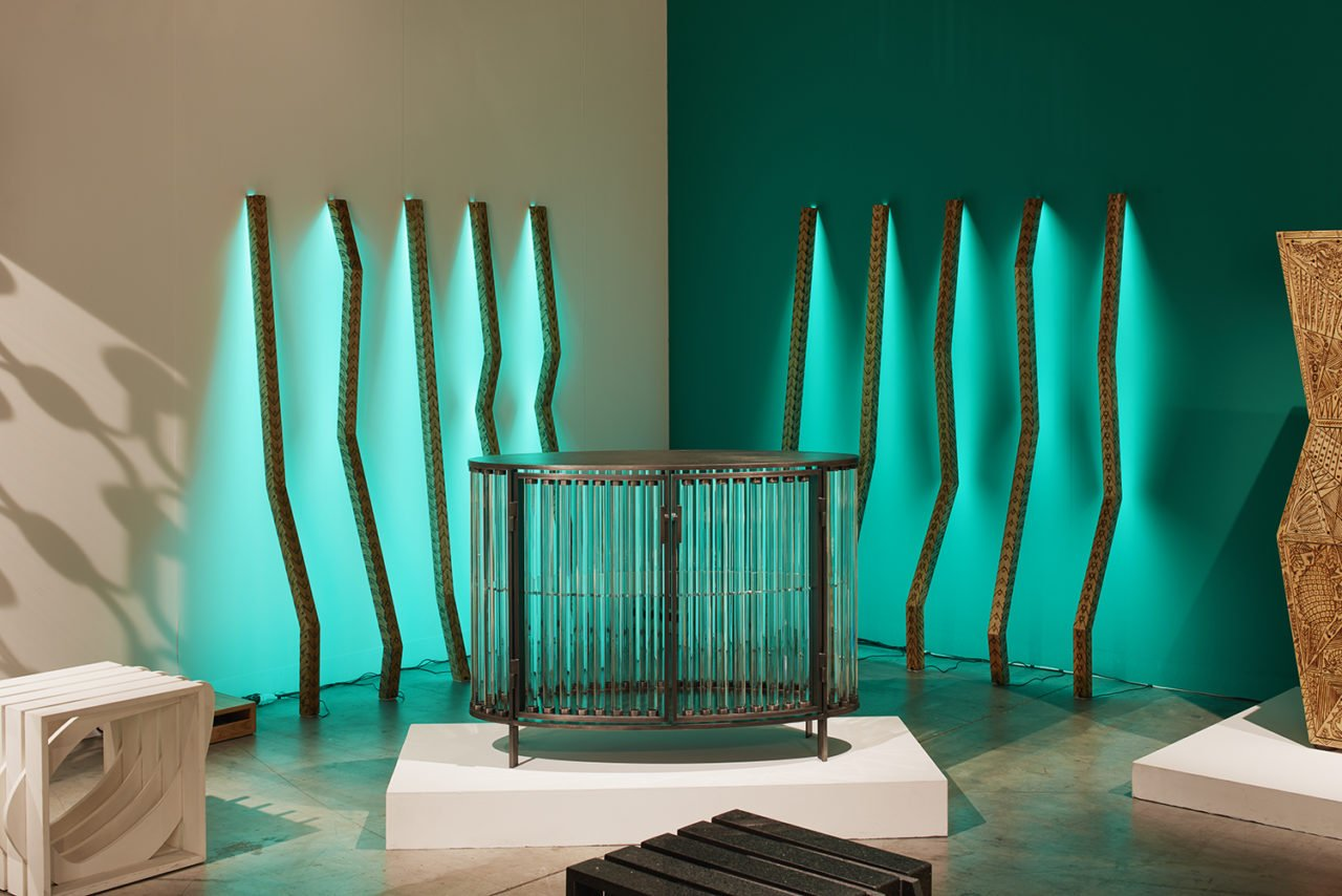 DesignMiami/ Basel 2019: Cristina Grajales Gallery présente Pedro Barrail.