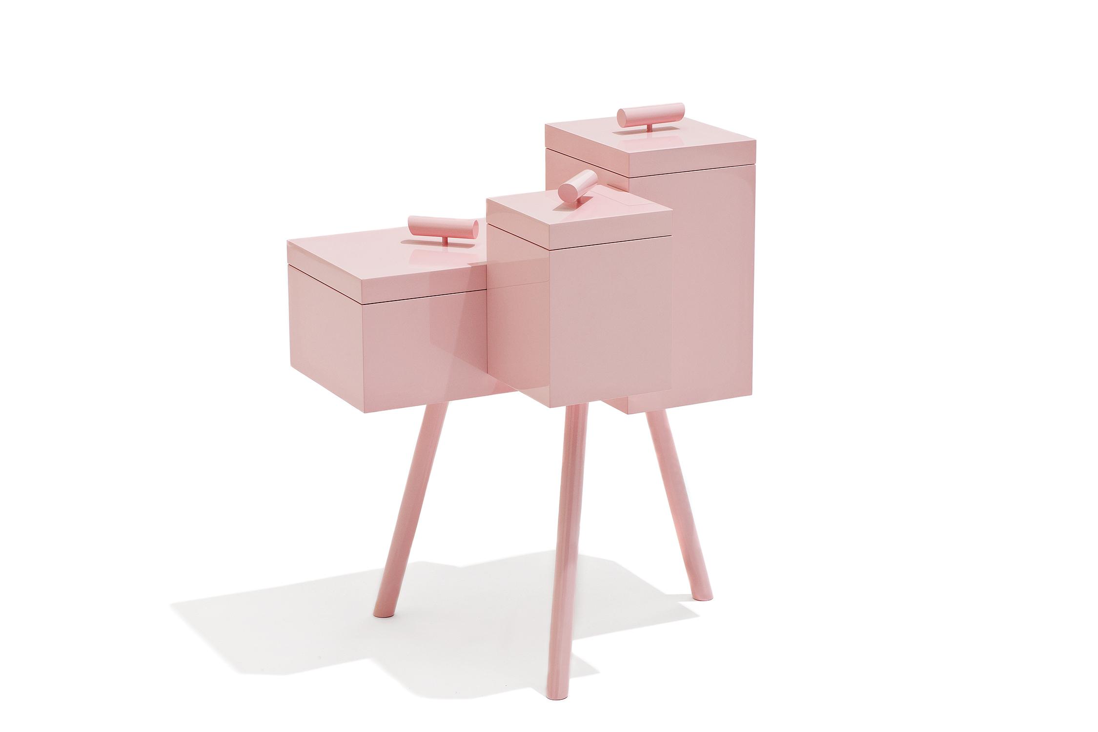 DesignMiami/ Basel 2019: Galerie Maria Wettergren présente Ditte Hammerstrom.
