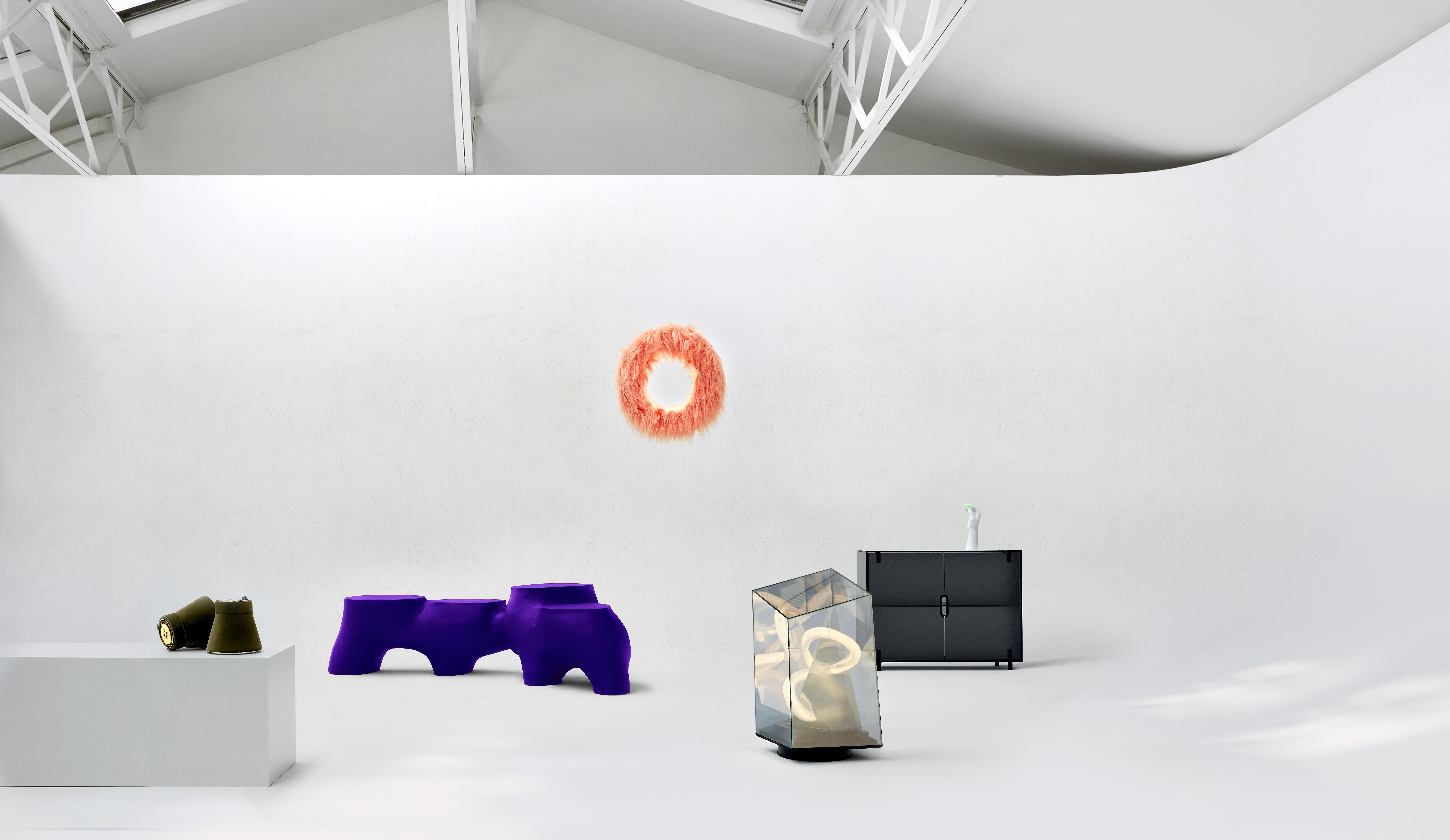 Product design exhibition, Saint-Etienne, Jean-Baptiste Durand.