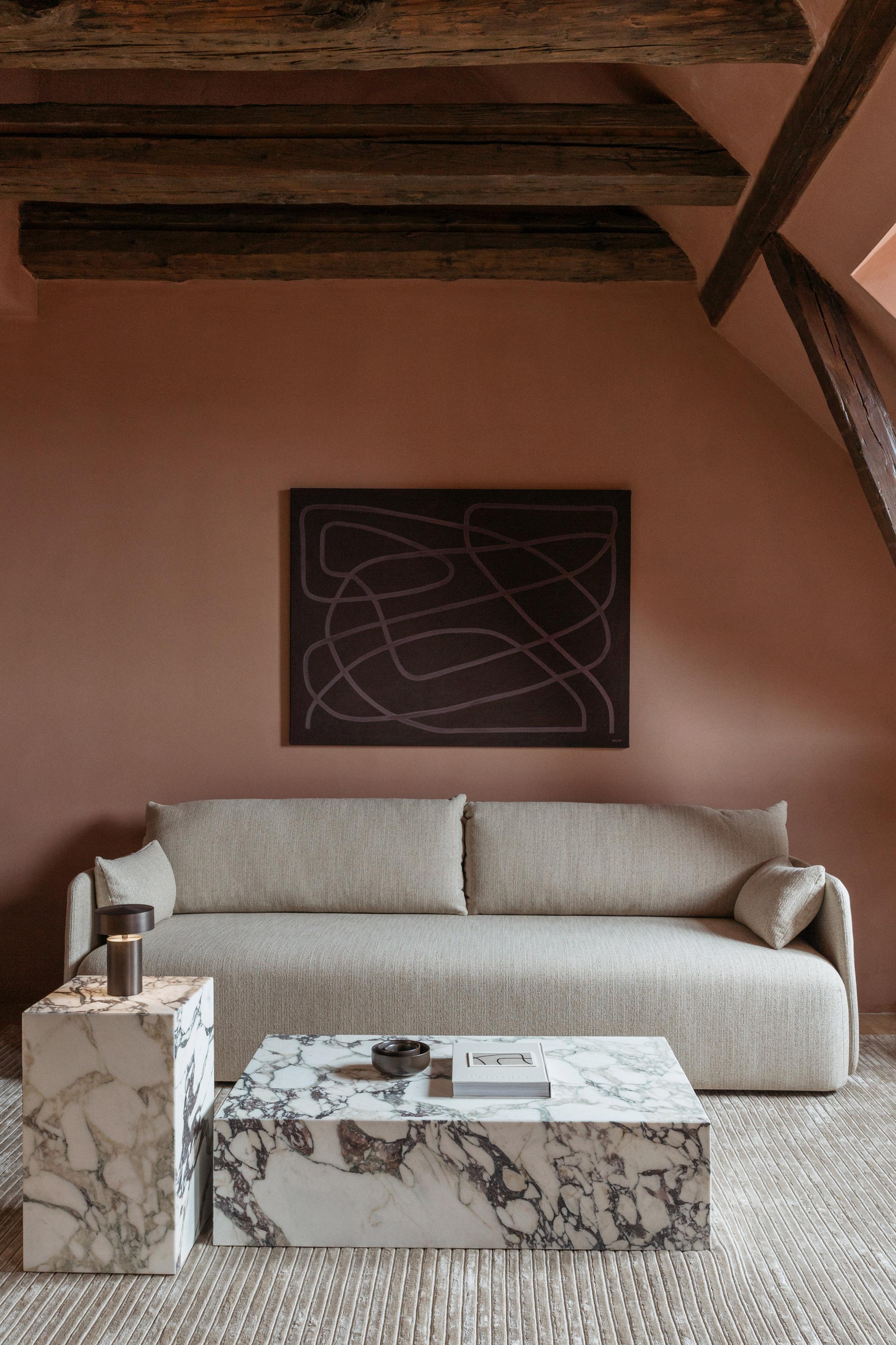 Hôtel design à Copenhague, mobilier Menu, par Norm Architects.