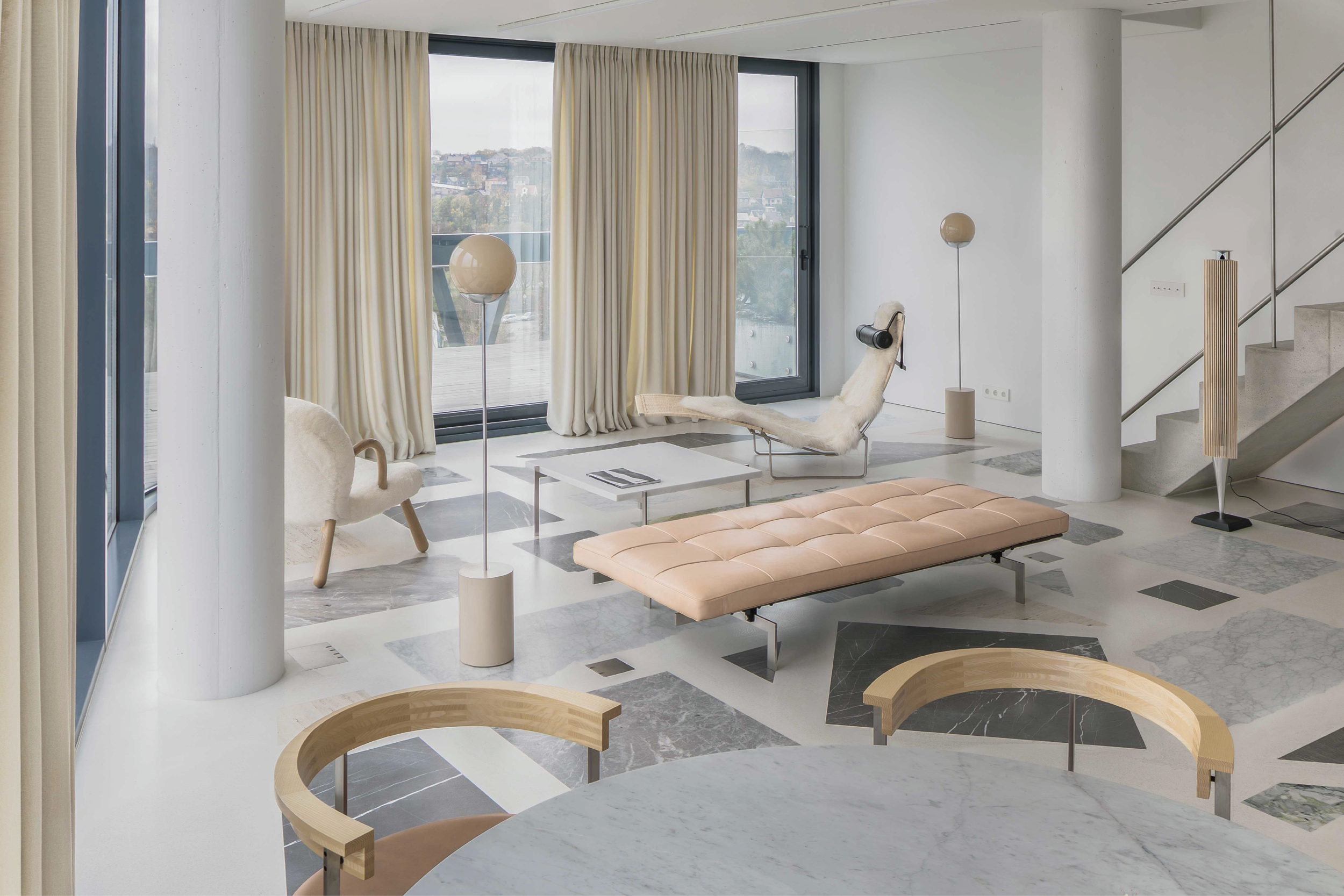 Atelier D Architecture Hervé Vincent design discoveries: week of june 10, 2019 huskdesignblog