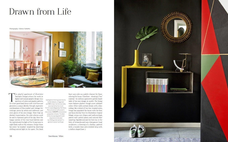 Bohemian Residence, livre architecture d'intérieur, Gestalten