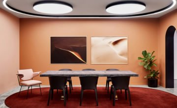 For Est Lighting, Christopher Elliott has designed a new type of space