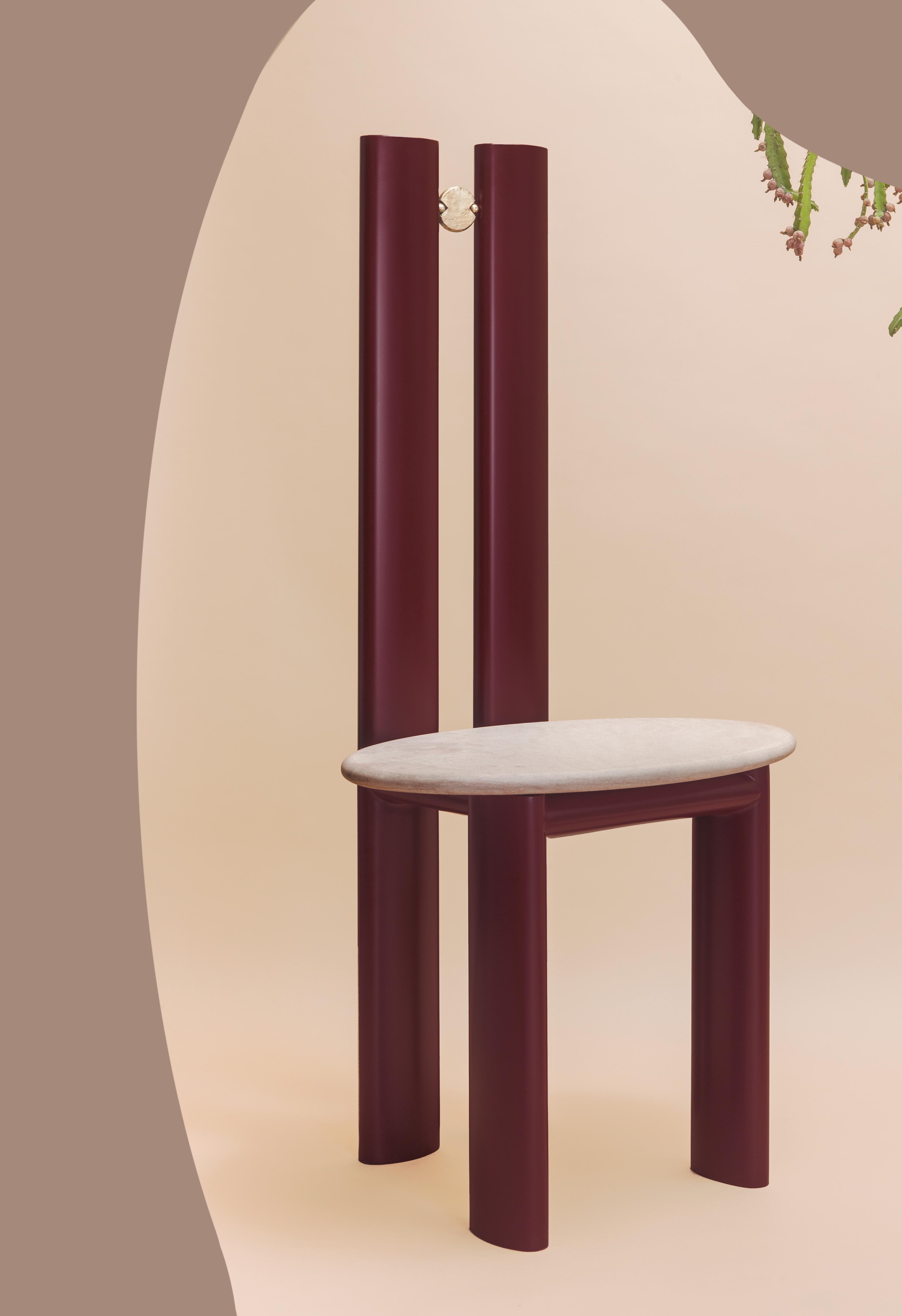 Exposition de design contemporain à Paris, Ilaria Bianchi pour Amélie Maison d'Art