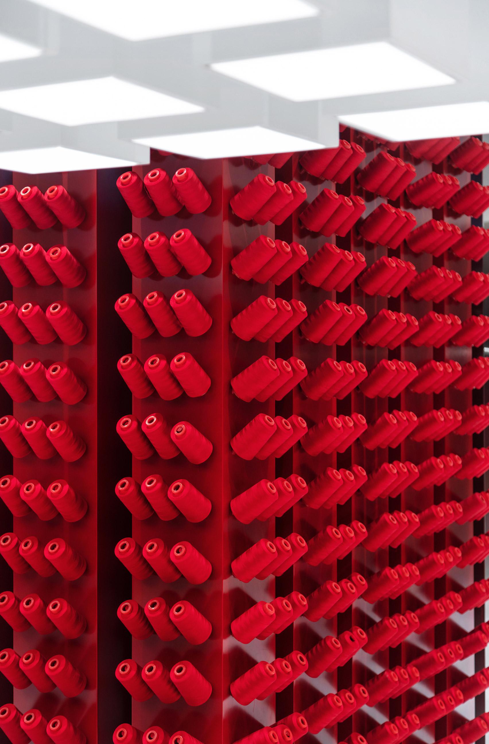 Nouvelle boutique Annakiki par Joy Season Studio, à Chongquing.