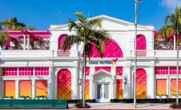 Louis Vuitton X: L'exposition la plus Instagrammable de l'été