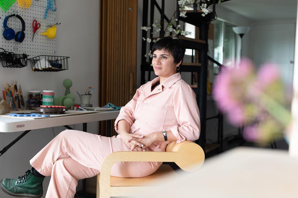 UO x Clever, American designer Mansi Shah
