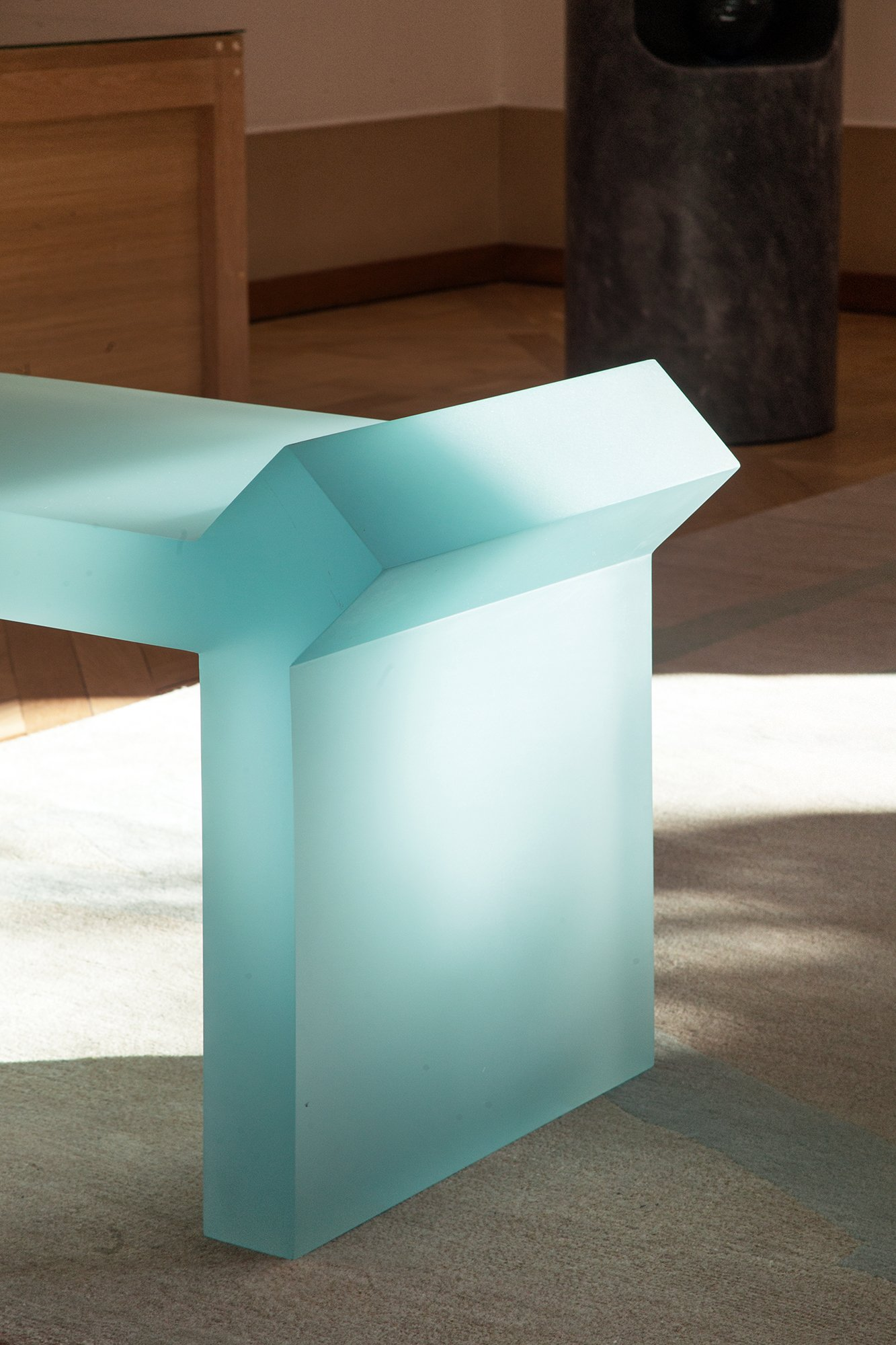 Théorème Editions a présenta sa collection lors de la Paris Design Week