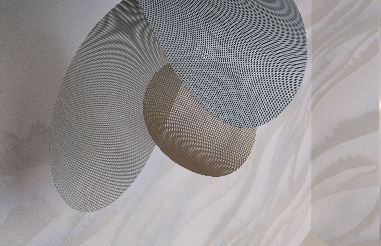 La galerie Triode présente Visions/Perceptions, une exposition des designers américains de Ladies & Gentlemen Studio, John Hogan et Calico Wallpaper.