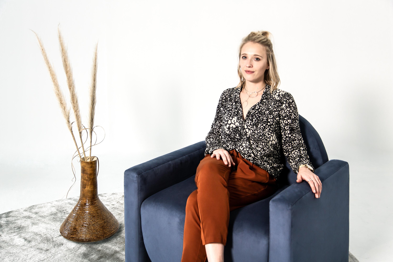 Designer Mia Senekal