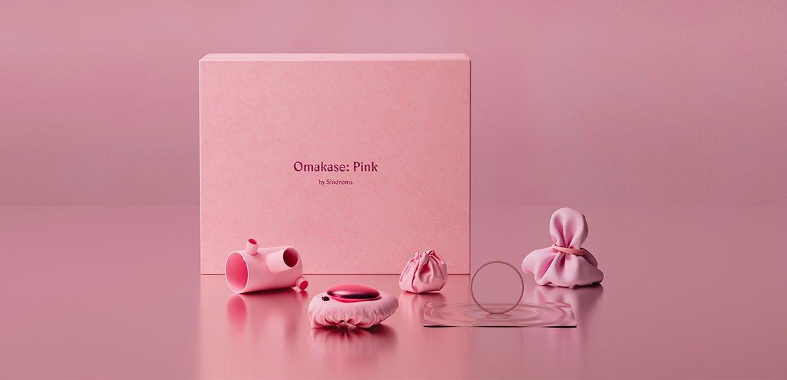 Sindroms lance Omakase: Pink, un coffret cadeau design en série limitée