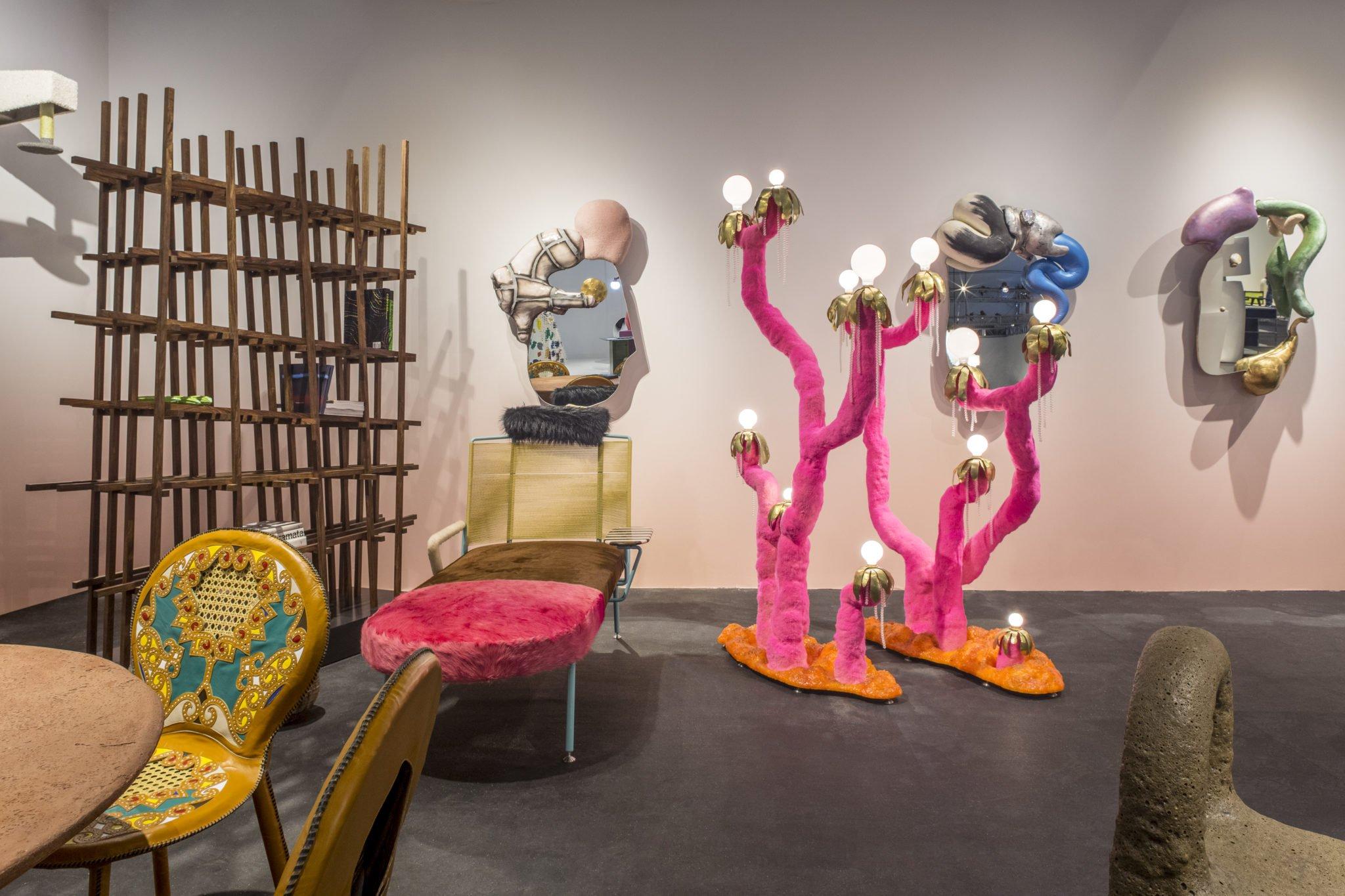 Design Miami 2019, Friedman Benda booth