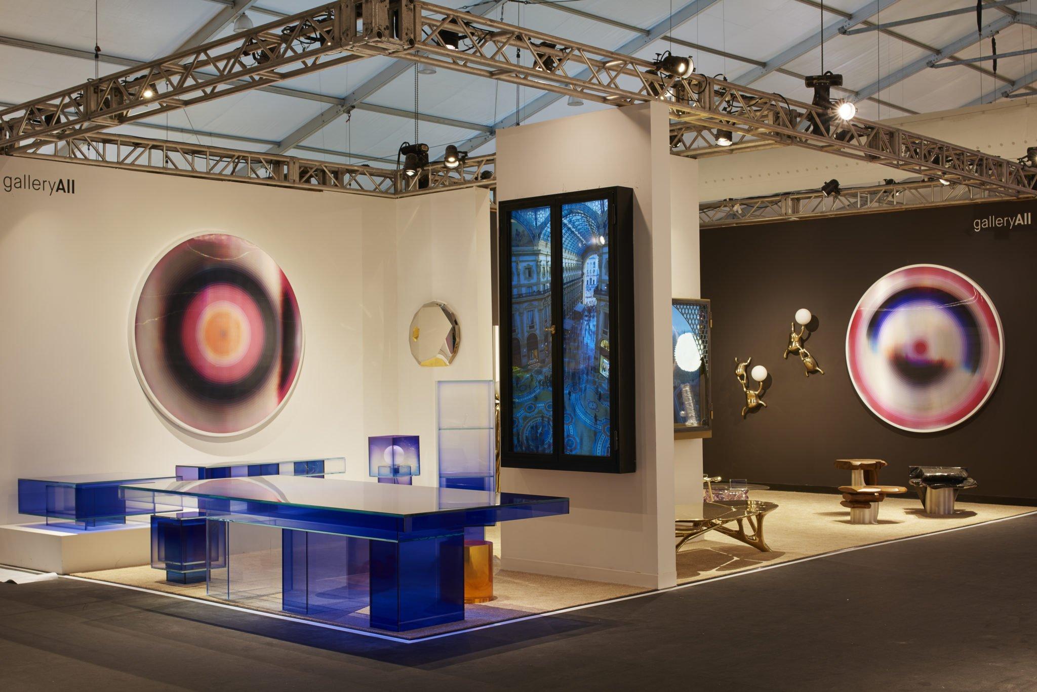 Design Miami 2019, Gallery ALL's booth