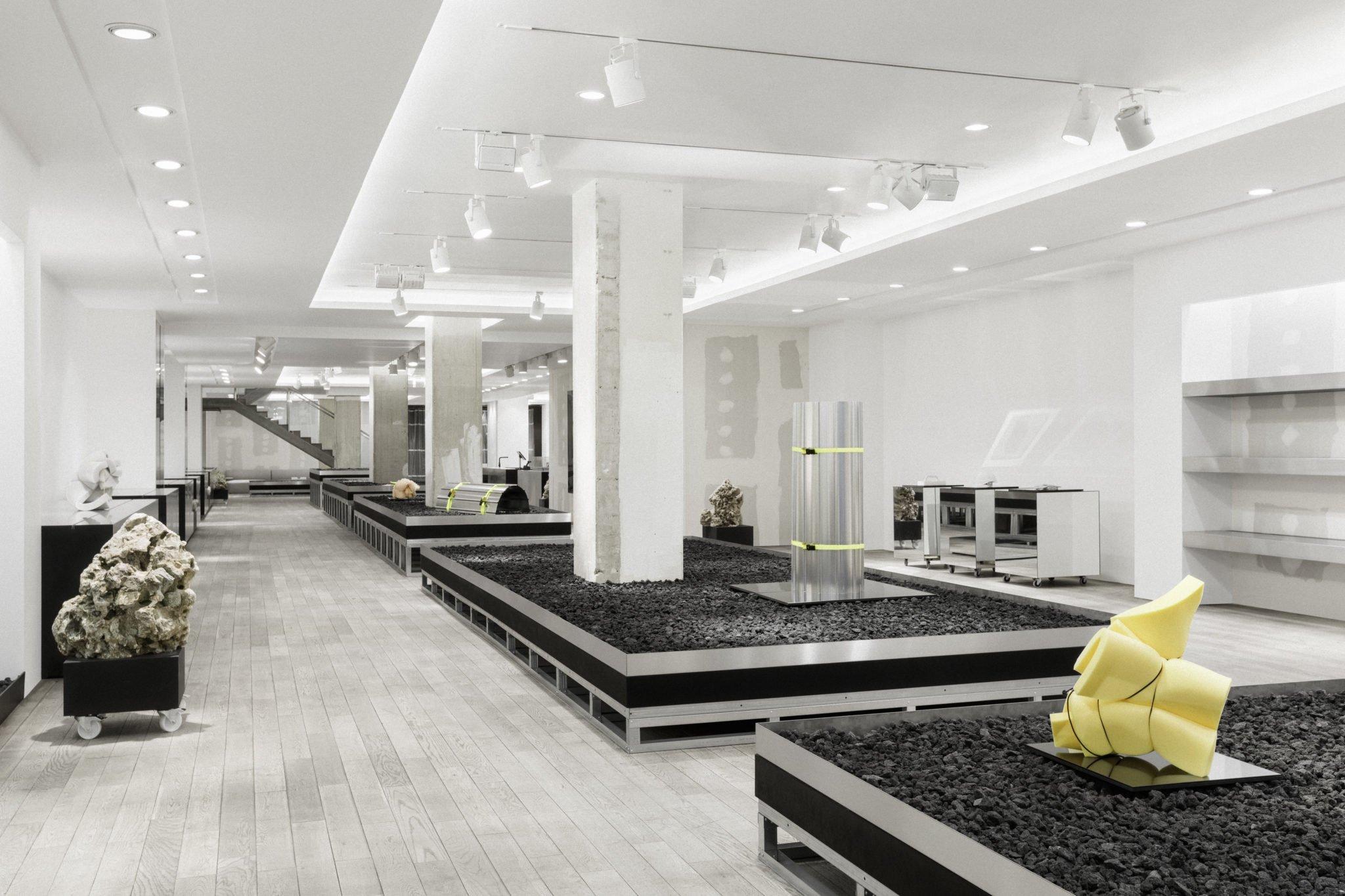 Realtale group, VAUST révèle un concept-store à Hanovre de produits haut de gamme et innovants