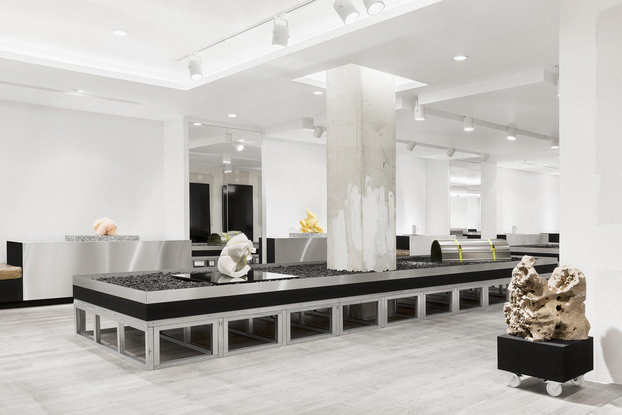 Pour Realtale group, VAUST révèle un concept-store à Hanovre de produits haut de gamme et innovants