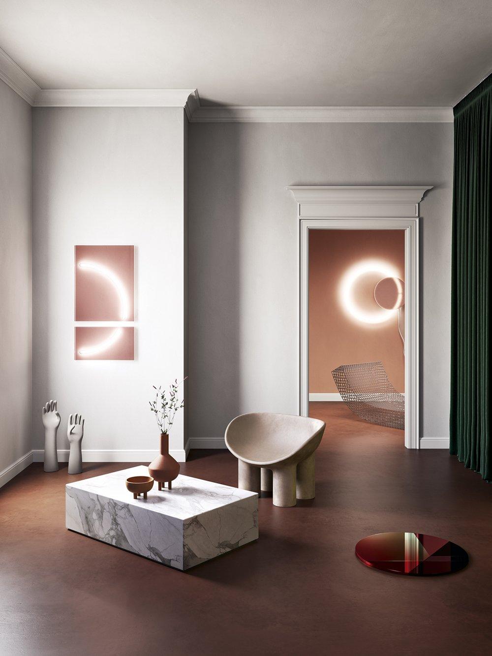 Modo Fotografia, studio de rendus 3D, interiors virtuels et set design
