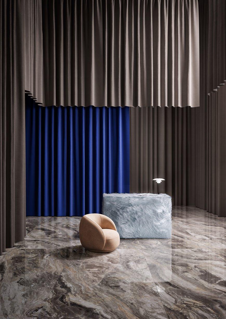 Terzo Piano, studio de rendus 3D, interiors virtuels et set design