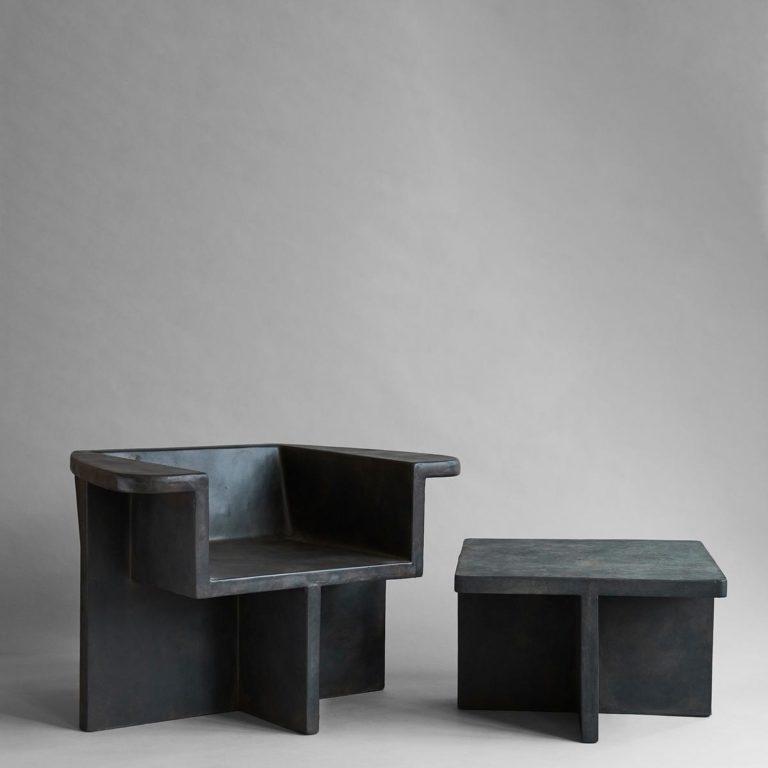 Maison et Objet 2020, Brutus metal chair by 101 Copenhagen