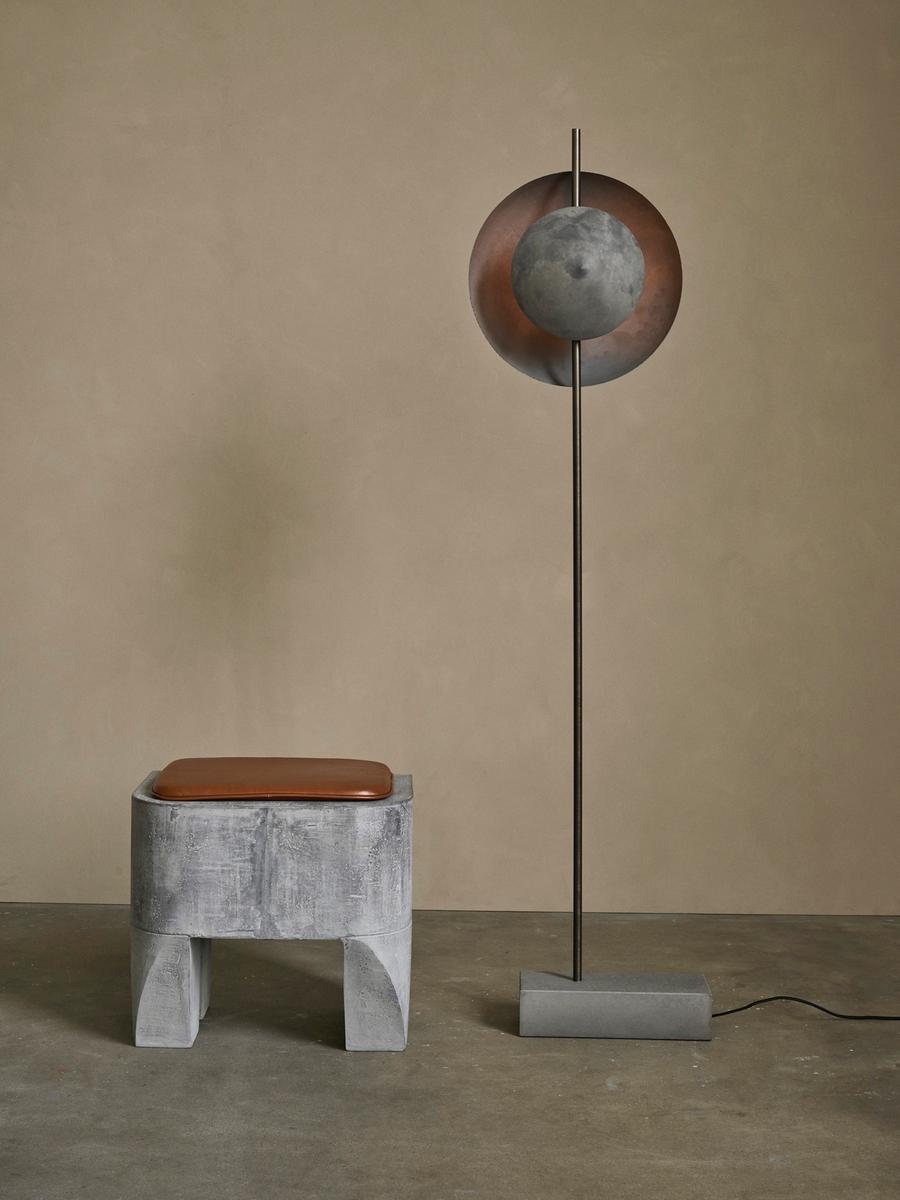 Maison et Objet 2020, Dawn floor lamp by 101 Copenhagen