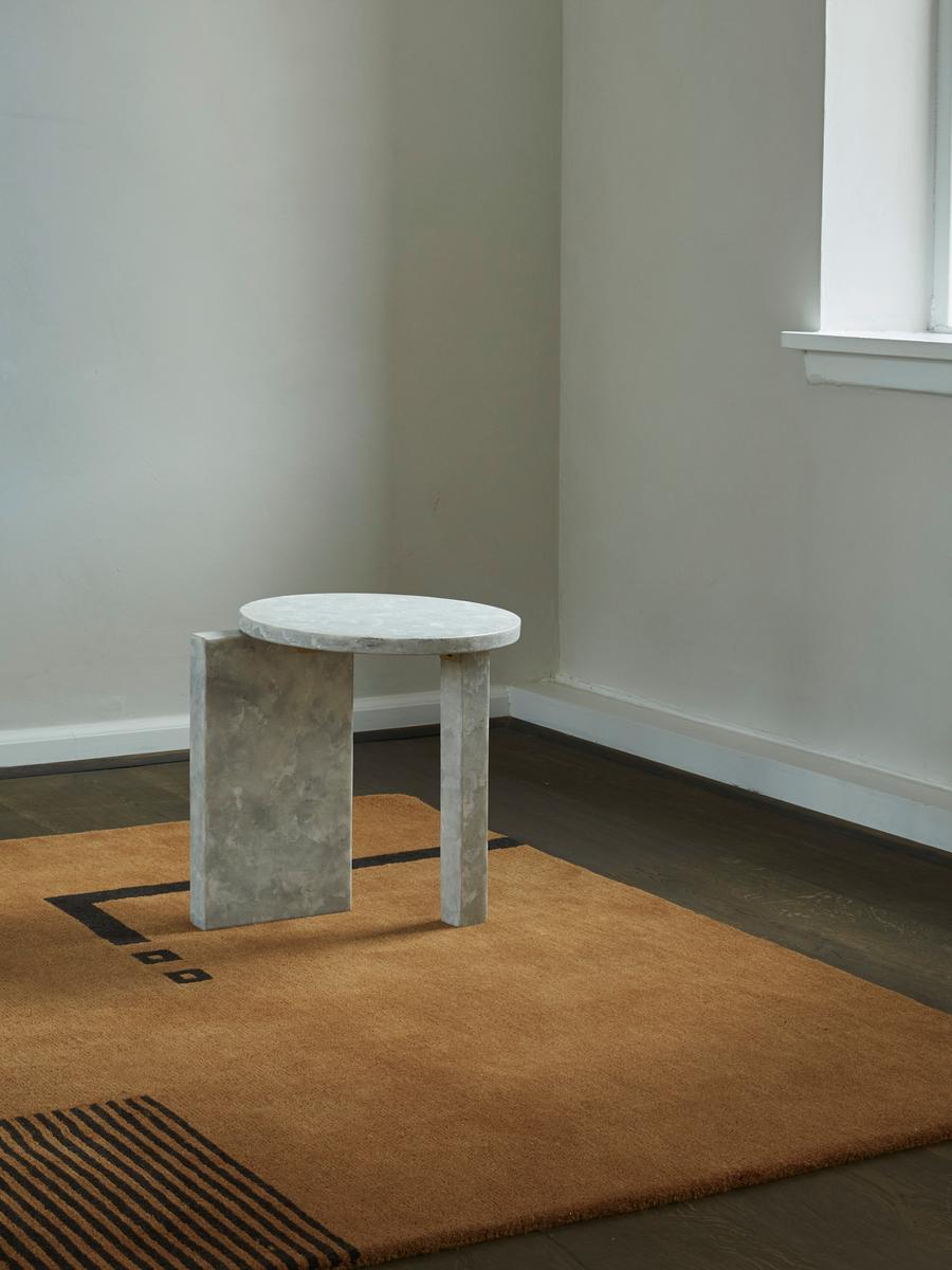 Maison et Objet 2020, Neo marble stool by 101 Copenhagen