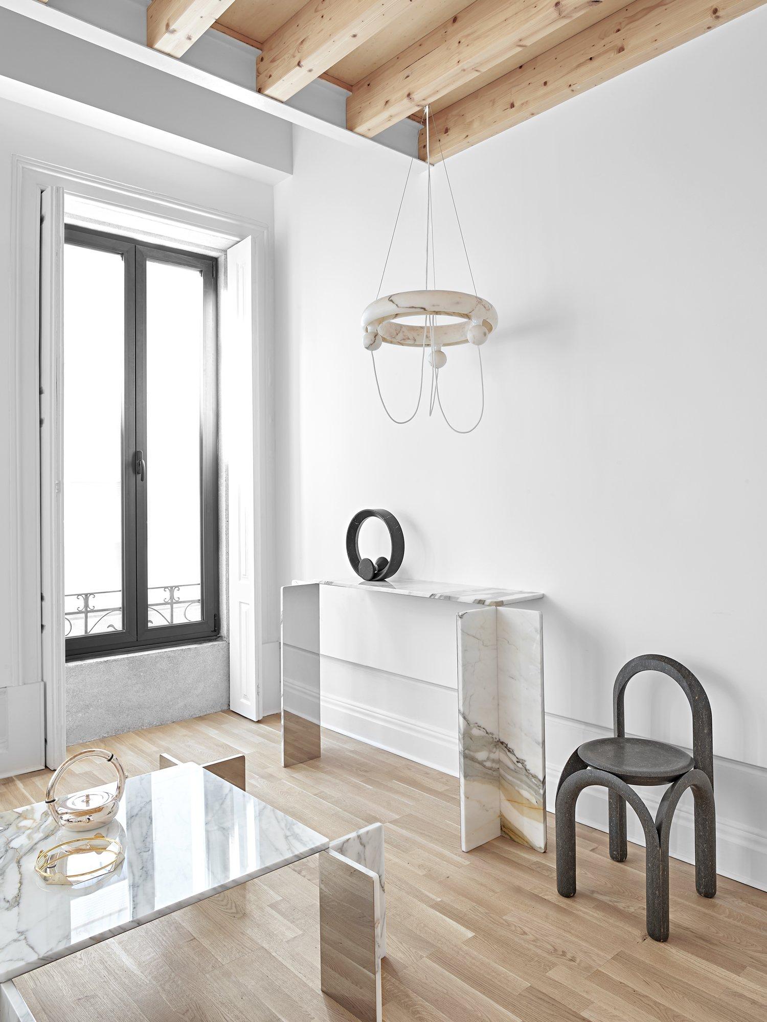 Maison et Objet 2020, Toni Grilo, Arco chair for INOT