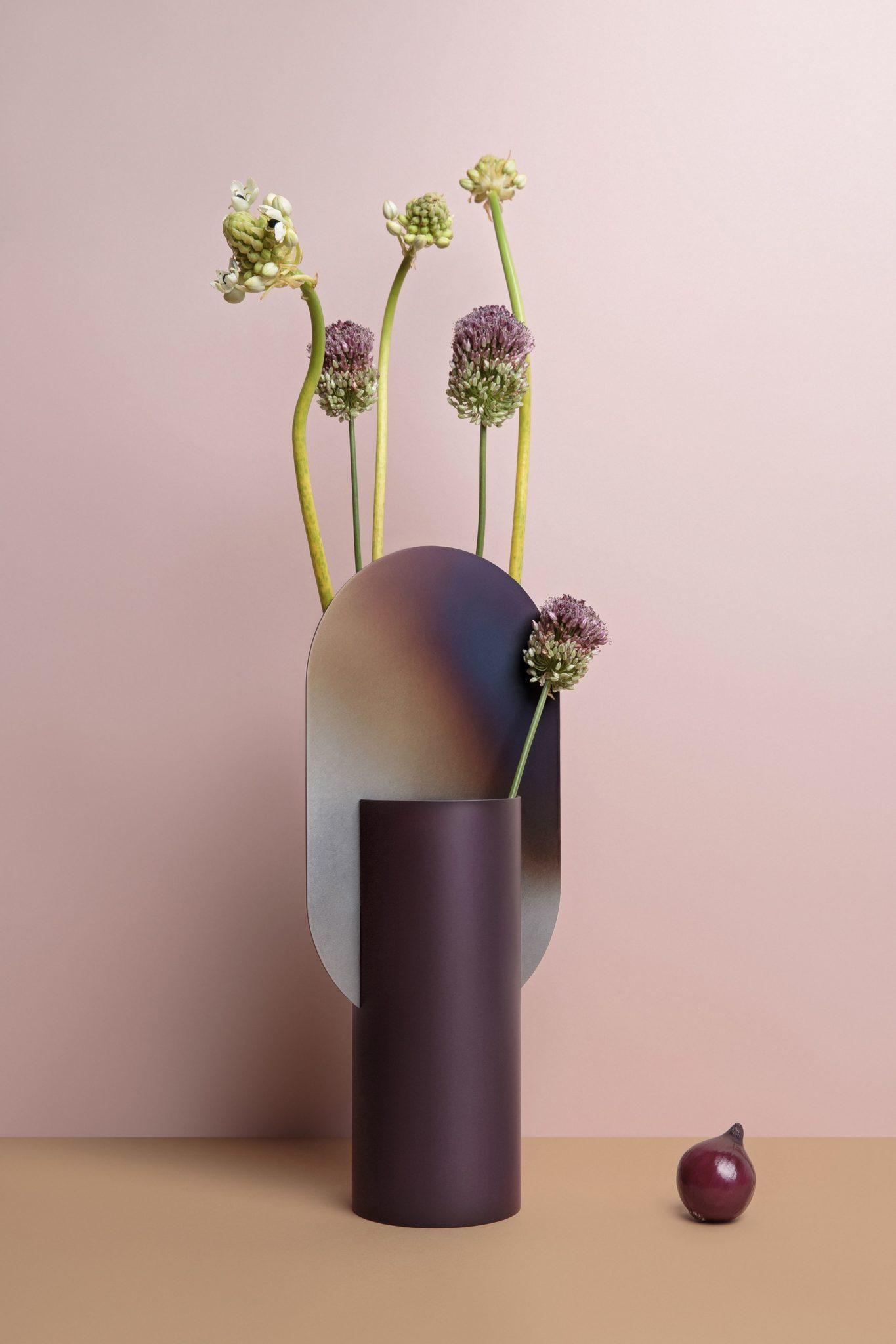 Maison et Objet 2020, NOOM, new Genke Limited Edition vase