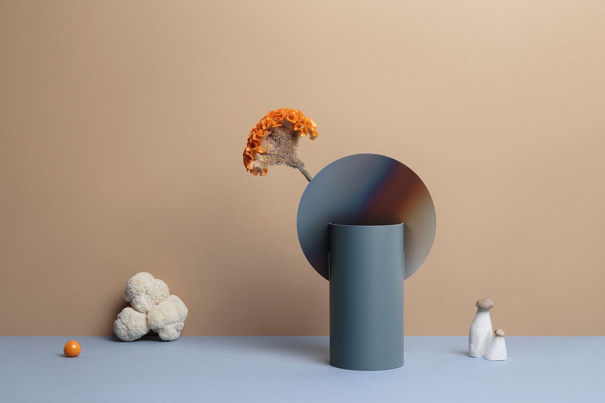 Maison et Objet 2020, NOOM, new Malevich Limited Edition vase