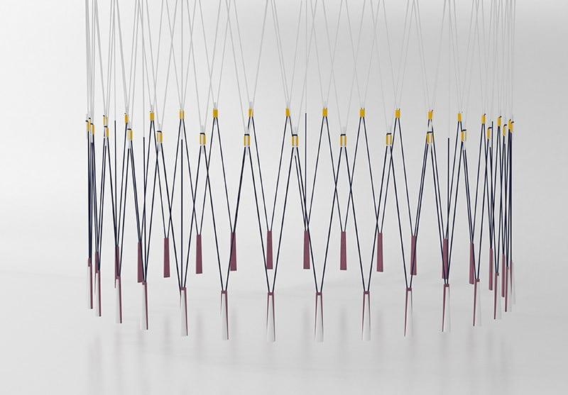 Maison et Objet 2020, Rising Talents, design français, Mathieu Peyroulet