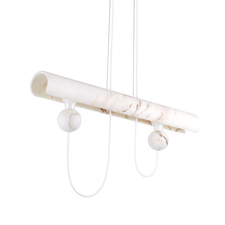 Maison et Objet 2020, Toni Grilo, Satellite marble lamp for Marm